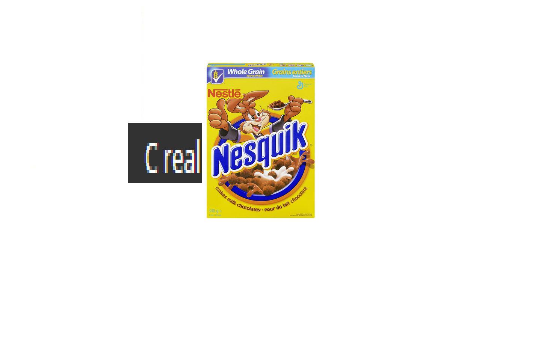 c real nesquik.