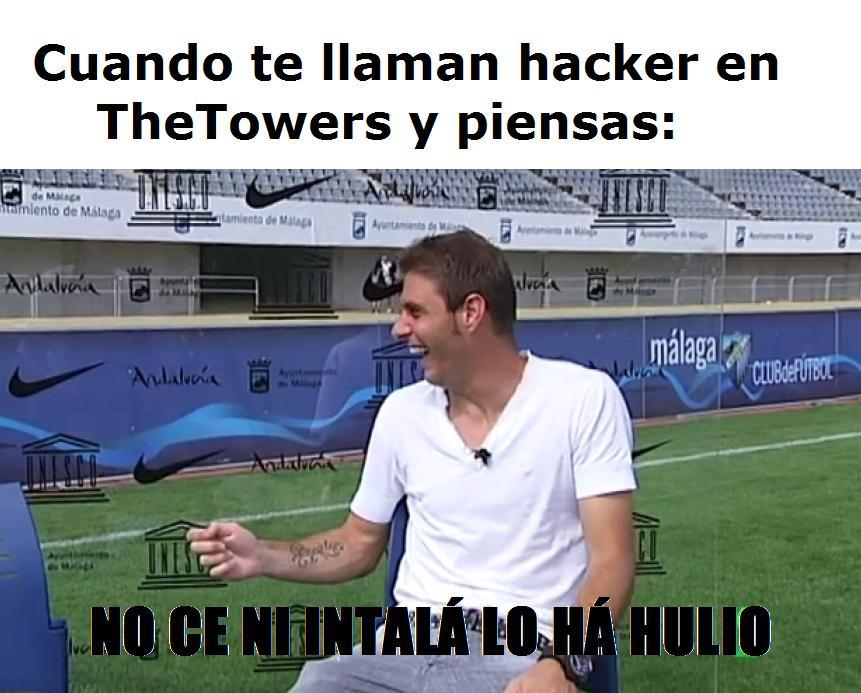 Hacks.