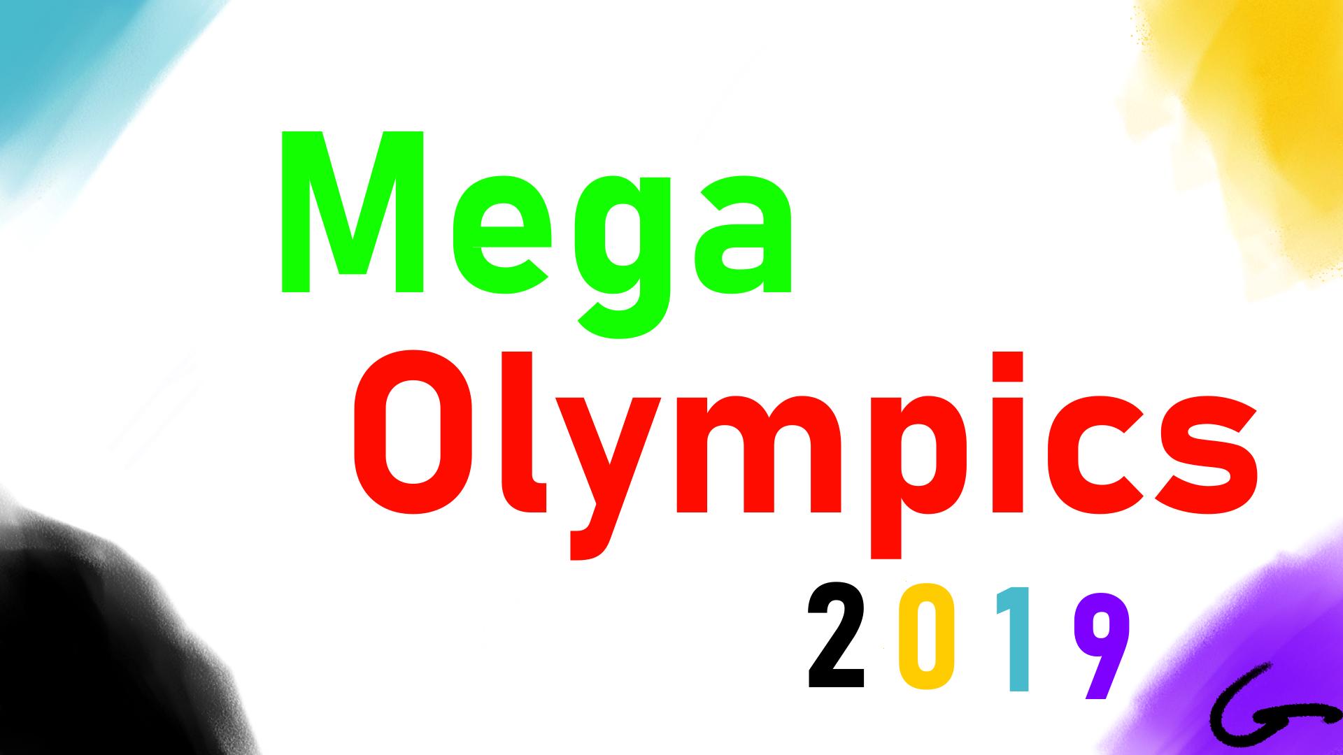 Mega olympics 2019.