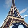Torre Eiffel | Mapa | MEGA Planet