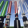 Espadas laser | Star War | Pack | MEGA Planet