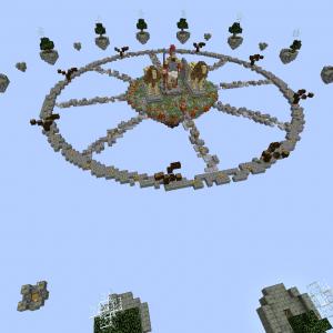 Mapa SkyWars Espartaco