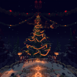 Bello Spawn de Navidad Megplanet